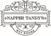 Napper Tandys Bay Shore, Bars in Bay Shore, Restaurants in Bay Shore Logo