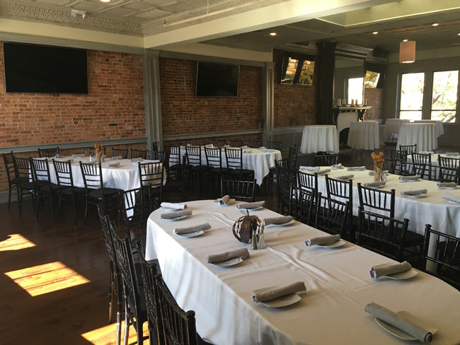 Upstairs Catering Room